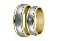 Snubní prsten Dana 1