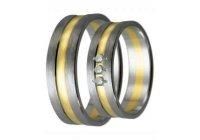 Snubní prsten Harmony 21