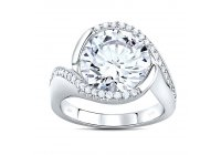 Stříbrný prsten EXTRAVAGANZA se Swarovski® Crystals