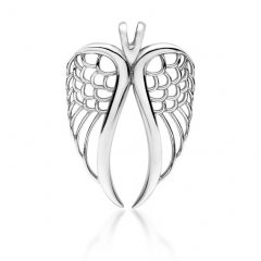 Stříbrný přívěsek andělská křídla