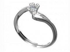 Zásnubní prsten Dianka 804
