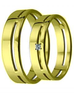 Snubní prsten D 14
