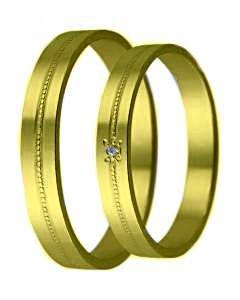 Snubní prsten D 23