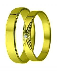 Snubní prsten D 27