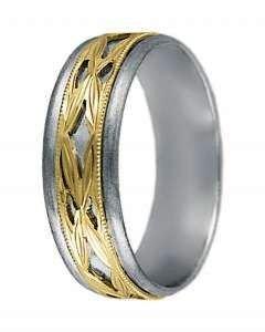 Snubní prsten Dana 1/A