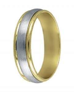 Snubní prsten Dana 3/D