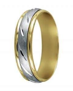 Snubní prsten Dana 3/E