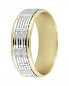 Snubní prsten Dana 1/CH