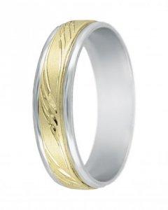 Snubní prsten Dana 3/B