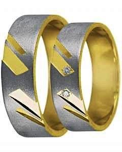 Snubní prsten Diana 12