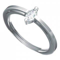 Zásnubní prsten Dianka 809