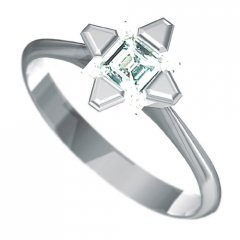 Zásnubní prsten Dianka 816