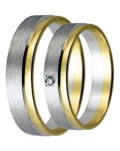 Snubní prsten Harmony 19