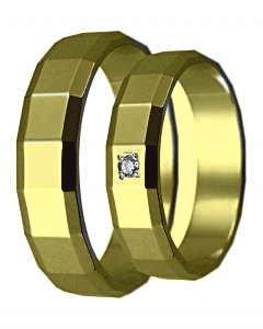 Snubní prsten Harmony 1