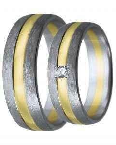 Snubní prsten Harmony 20