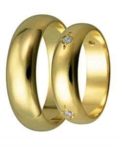 Snubní prsten Harmony 32/33
