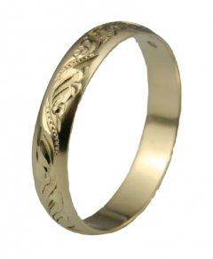 Snubní prsten Lada 2/F