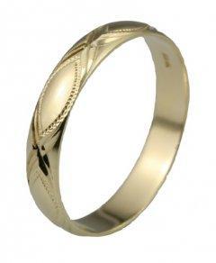 Snubní prsten Lada 2/G