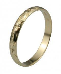 Snubní prsten Lada 3/B