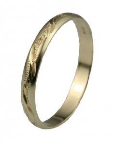 Snubní prsten Lada 3/D