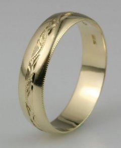 Snubní prsten Lada 1/CH