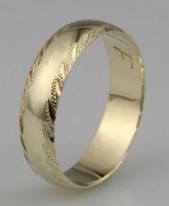 Snubní prsten Lada 1/F