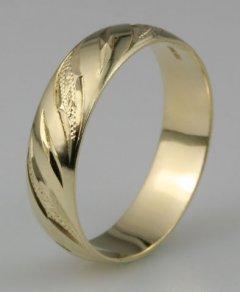 Snubní prsten Lada 1/G