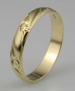 Snubní prsten Lada 2/B