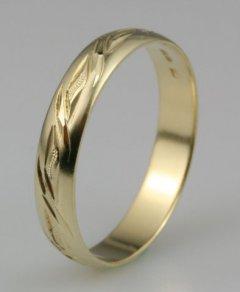 Snubní prsten Lada 2/C