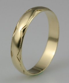 Snubní prsten Lada 2/E