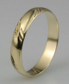 Snubní prsten Lada 2/H