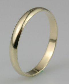 Snubní prsten Lada 3/A