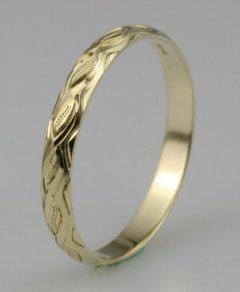 Snubní prsten Lada 3/H