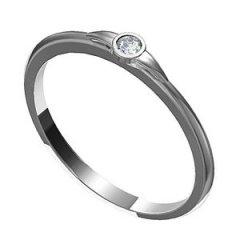 Zásnubní prsten Leonka 003
