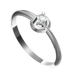 Zásnubní prsten Leonka 008