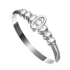Zásnubní prsten Leonka 012