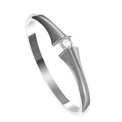 Zásnubní prsten Leonka 013