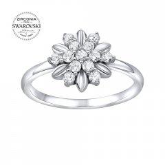 Stříbrný prsten ALIVIA se Swarovski Zirconia®