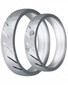 Snubní prsten Claudia 10