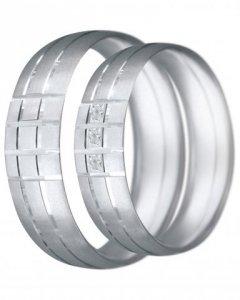 Snubní prsten Claudia 11