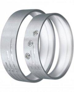 Snubní prsten Claudia 14