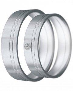 Snubní prsten Claudia 17