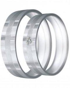 Snubní prsten Claudia 19