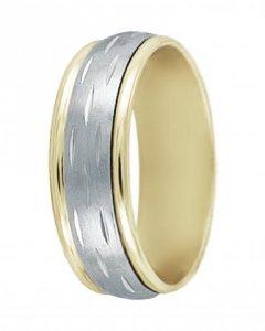 Snubní prsten Dana 1/G