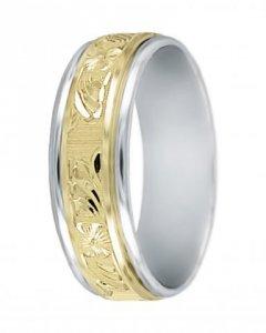 Snubní prsten Dana 1/H