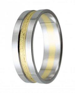 Snubní prsten Harmony 18