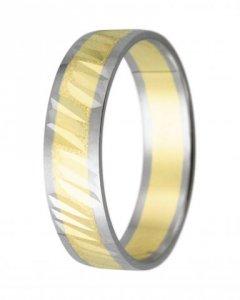 Snubní prsten Harmony 22