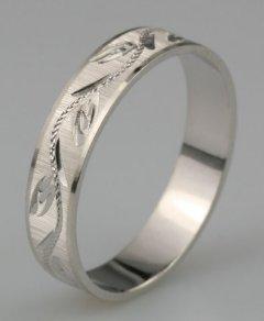 Snubní prsten Káťa 3/D