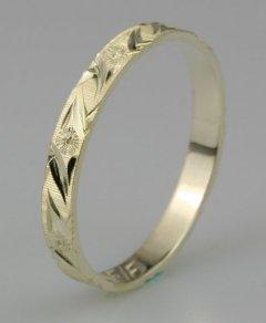 Snubní prsten Káťa 5/F