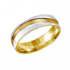 Ocelový snubní prsten RRC2050m